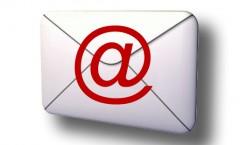E-mail rojo
