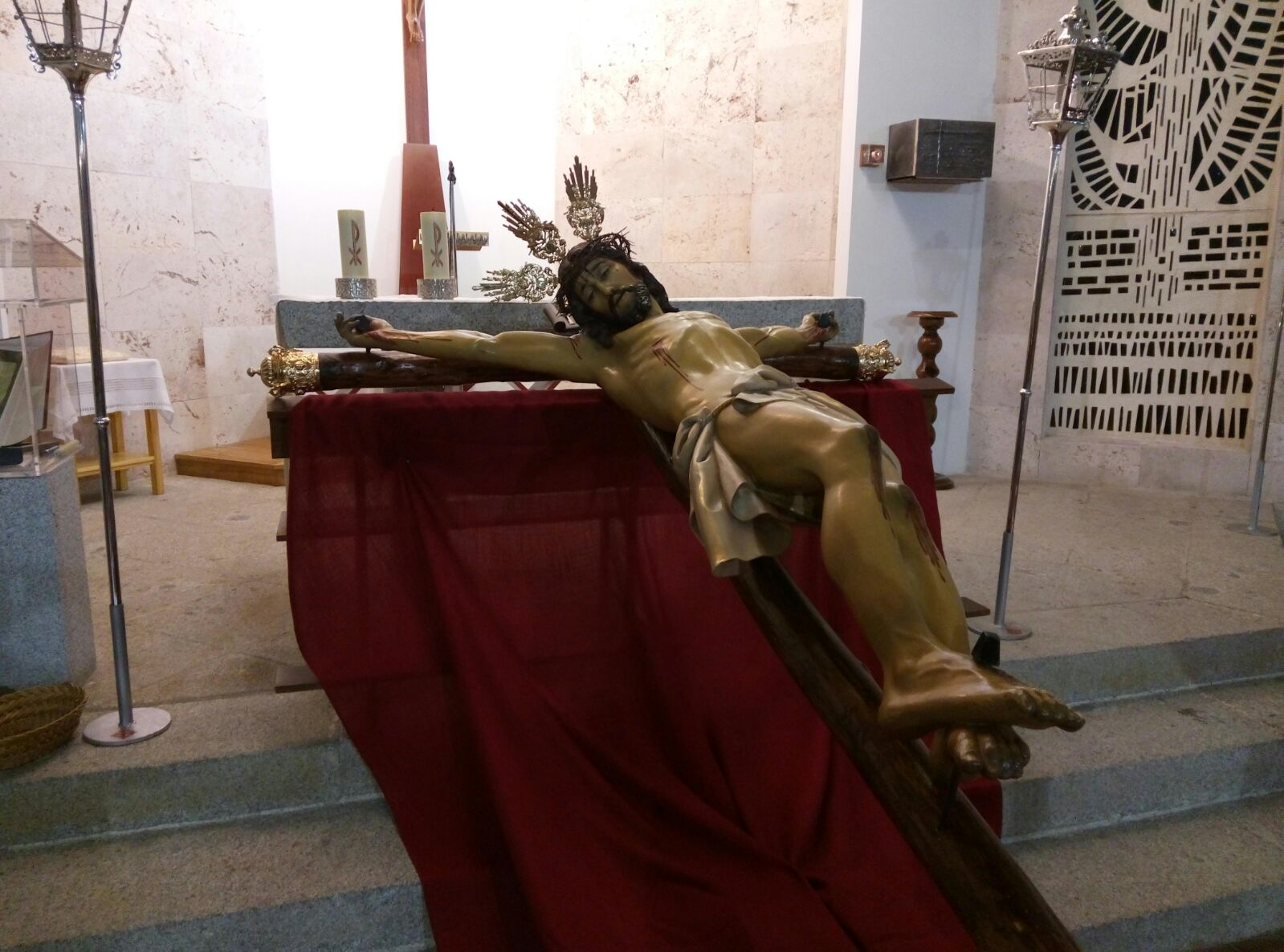 viacrucis santa maria 2016