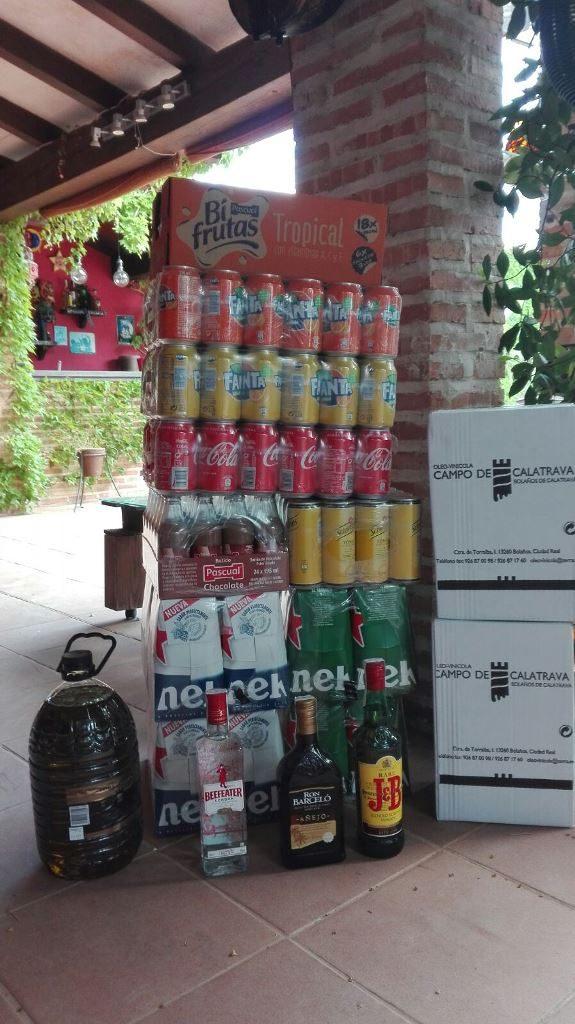 lote bebida 2018