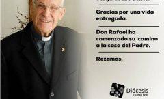 fallecimiento obispo Rafael